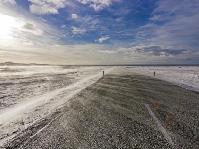 Reise in Island, Berühmte Nordlichtkulisse: Kirkjufell