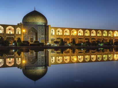 Reise in Iran, Iran: Die ausführliche Reise im Norden