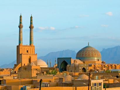 Reise in Iran, Iran: entspannt erleben