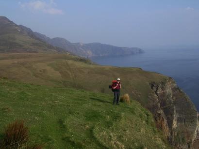 Irland - Wandern im Norden der Insel