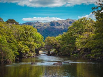 Irland: Wandern