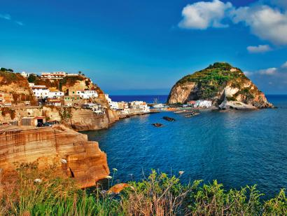 Reise in Italien, Ischia: Entspannung & Erholung