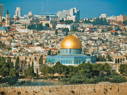 Reise in Israel, Israel:Höhepunkte