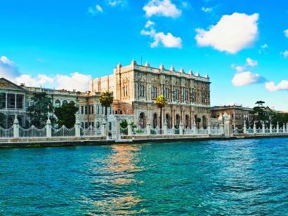 Reise in Türkei, Istanbul: Städtereise