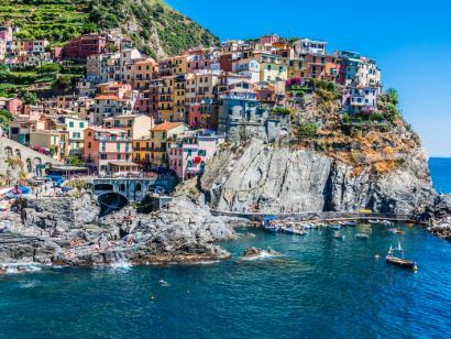 Reise in Italien, Italien: Cinque Terre – Schmuckstück der Riviera