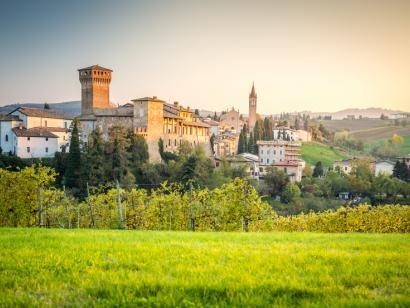 Italien: Emilia Romagna – Antike Städte & Traditionen
