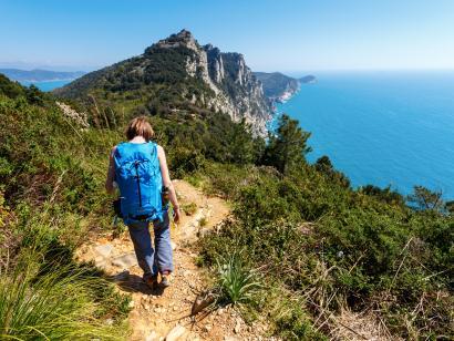 Reise in Italien, Wandern in Portovenere