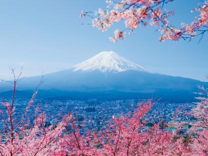 Reise in Japan, Japan: Die ausführliche Reise