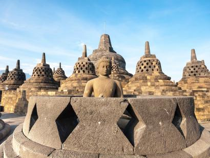 Reise in Indonesien, Java & Bali / Indonesien: Höhepunkte