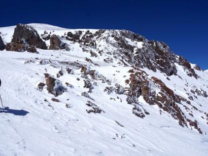 Jebel Toubkal (4167m) Skitourenreise zum höchsten Berg Nordafrikas