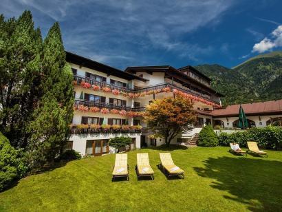 Reise in Österreich, Johannesbad Hotel St. Georg: basenfasten nach Wacker® im Salzburger Land