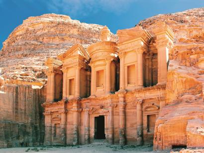 Reise in Jordanien, Jordanien:Höhepunkte