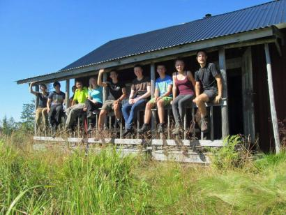 Jugend-Trekkingwoche