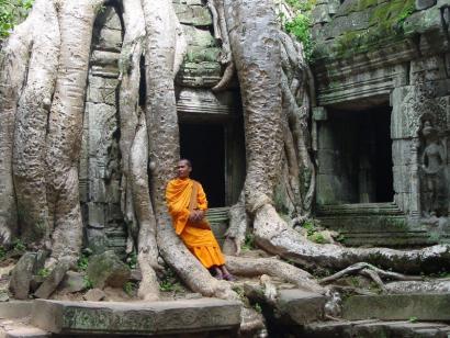 Reise in Kambodscha, Kambodscha: Alltag, Tempel und Natur