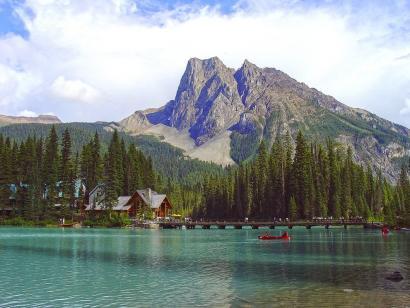 Reise in Kanada, Gemütlich und lautlos unterwegs im Kanu