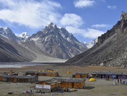 Kanchenjunga-Basislager Naturnahes Zelttrekking auf einer der schönsten und einsamsten Routen im östlichen Zipfel Nepals