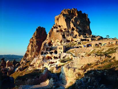 Reise in Türkei, Kappadokien: Kappadokien erleben