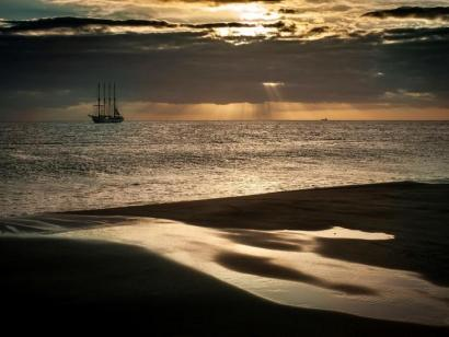Reise in Kap Verde, Kapverden - Im Licht der Kapverden