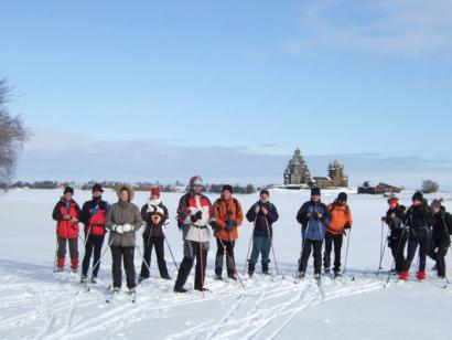 Reise in Russland, Karelien – Skiwandern im Herzen Russisch-Kareliens