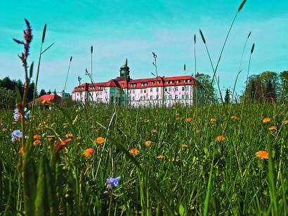 Reise in Deutschland, Kloster Kostenz: Seminarurlaub