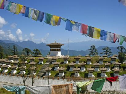 Reise in Bhutan, Kind in Bhutan