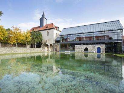 Reise in Deutschland, Kloster Volkenroda: Achtsamkeit & Meditation