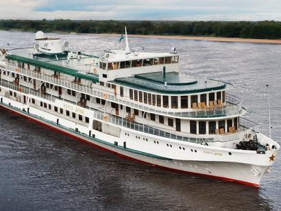 Reise in Russland, Ihr Boutique-Schiff Volga Dream