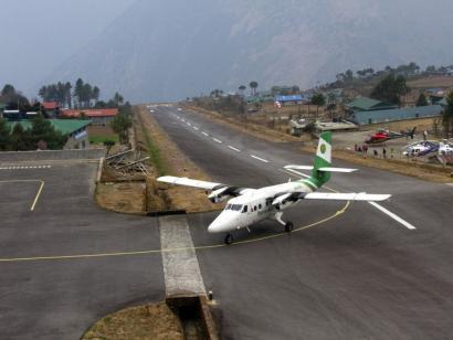 Reise in Nepal, Trekking vor Ama Dablam (6812 m)