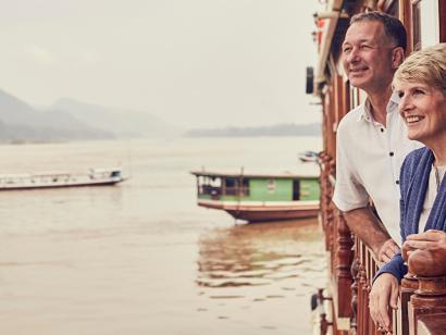 Königsstädte und Naturwunder Indochinas mit der Mekong Pearl (2022)