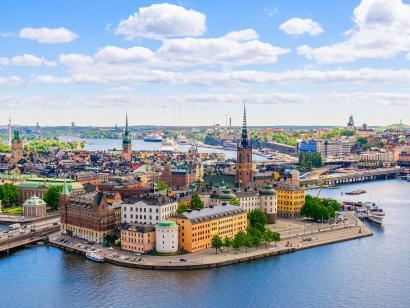 Reise in Dänemark, Kopenhagen, Oslo & Stockholm: Städtereise