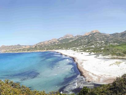Reise in Frankreich, Korsika: Wandern