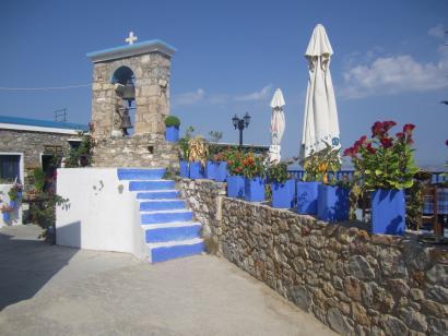 Reise in Griechenland, Im Bergdorf Zia