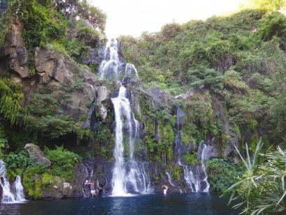 Reise in Réunion, Cascades de grand Galet