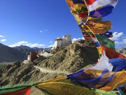 Kun (7077m) Bergexpedition über die technisch unkomplizierte Normalroute
