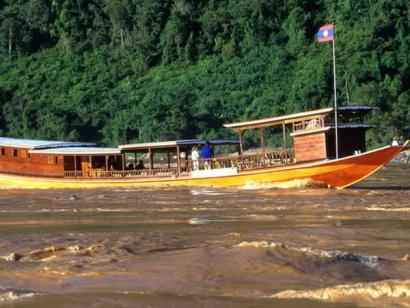 Reise in Laos, Luang Say Cruise