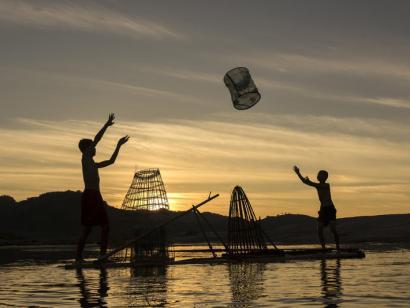 Laos - Verträumtes Land