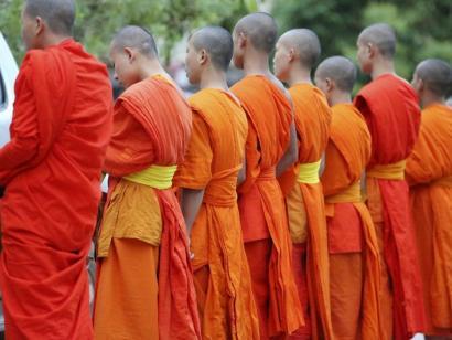 Reise in Kambodscha, Lichterfest