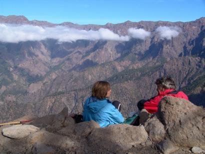 La Palma - Gipfel und Calderas