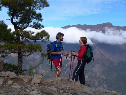 Reise in Spanien, La Palma - Juwel der Vegetation