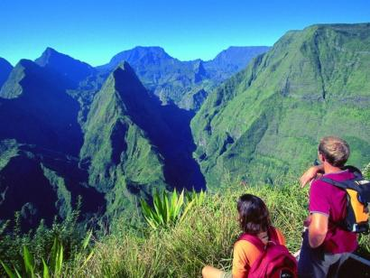 Reise in Réunion, Individuelle Trekkingreise Reunion Alpinschule Innsbruck