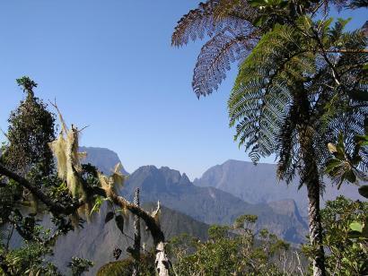 Reise in Réunion, Geführte Rundreise mit Wandern Reunion Alpinschule Innsbruck