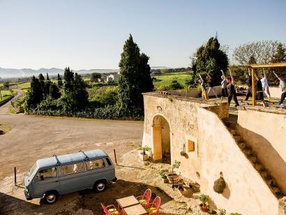 Reise in Spanien, Lazy Finca Son Valls: Yoga & Stand-Up-Paddling in lässiger Umgebung