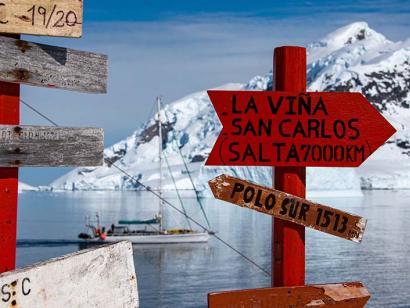 Reise in Antarktis, Lebenstraum Südpolarkreis mit Überflug der Drake-Passage (2022)