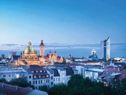 Reise in Deutschland, Leipzig & Umgebung: Städtereise