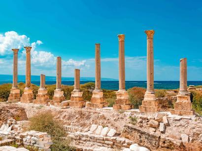 Reise in Libanon, Libanon: Höhepunke