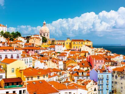 Reise in Portugal, Lissabon: Städtereise