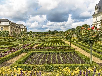 Loiretal: Königliche Schlösser & berühmte Gärten