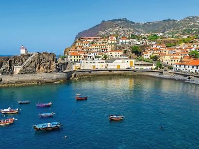 Reise in Portugal, Madeira: Wandern & Kultur