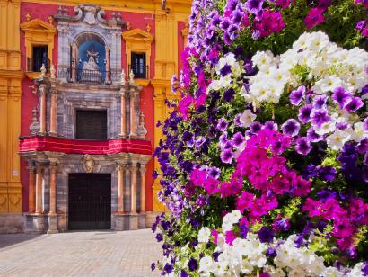 Reise in Spanien, Málaga: Städtereise