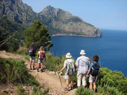 Reise in Spanien, Mallorca - komfortabel ins neue Jahr